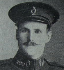 Lance Corporal Charles George Lord